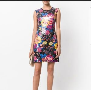 Diane furstenberg sequence floral dress